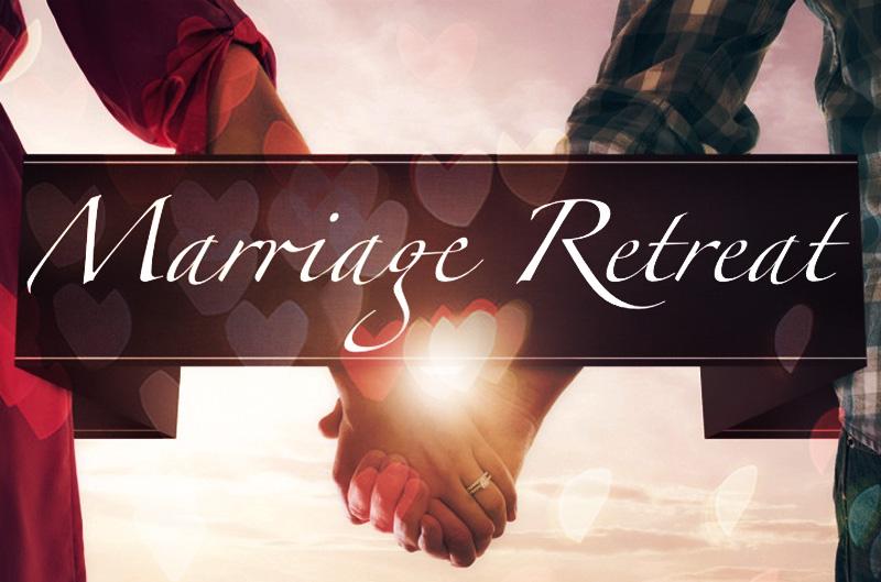 Houston Marriage Retreat - April 8-9 - Register Here